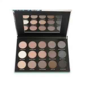 Okalan paleta de sombras 15 tonos