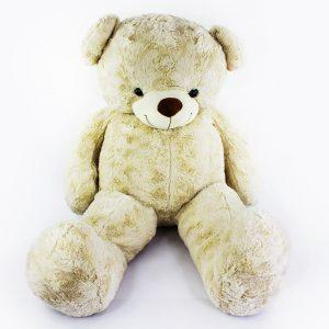 Peluche oso grande beige