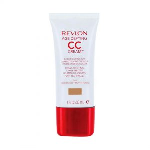 Revlon CC cream age defying 040 medium Deep