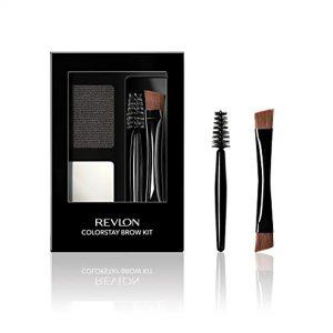 Revlon brown kit Soft black 24H