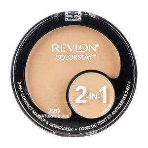 Revlon colorstay base compacta MKU 2en1