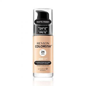 Revlon colorstay base liquida comb/oil skin 24H