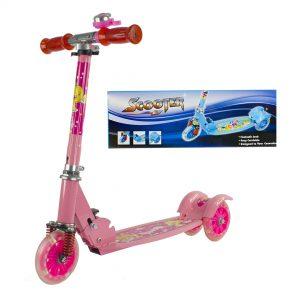 Scooter-pequeño-niños