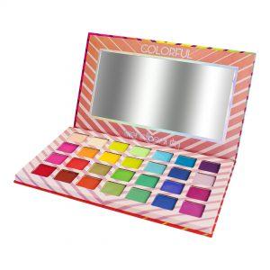 Trendbeauty sombras Colorful