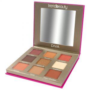 Trendbeauty sombras Boss Babe Diva