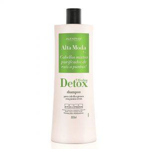 Alfaparf alta moda shampoo 7 hierbas detox