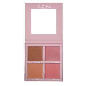 Be Bella paleta blushed medium